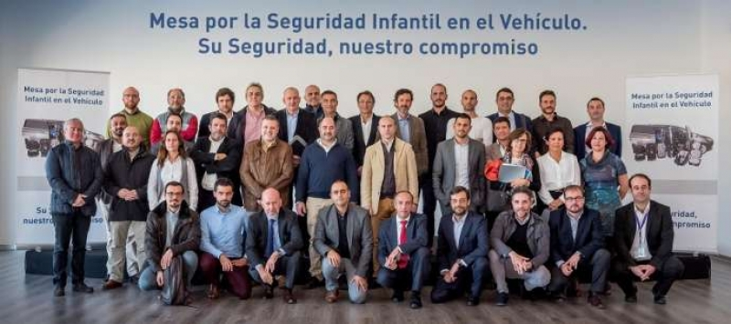Babyauto Group joins AESVI, Spanish Alliance for child road safety